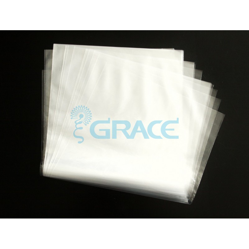 Полиэтиленовые пакеты 50 х 60 без скоса