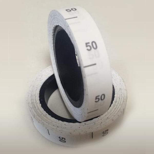 Размерник вшивной 50