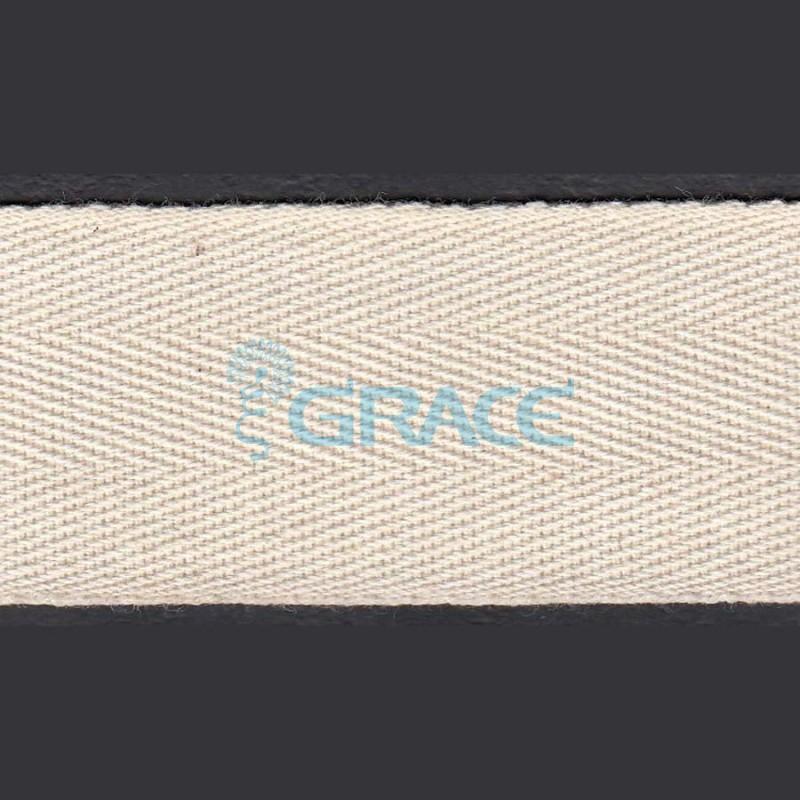 Лента хлопковая плетеная арт. 4054