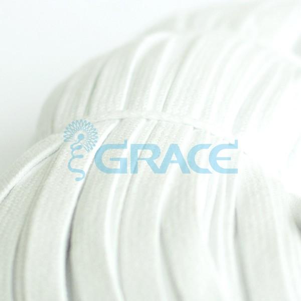 Шнур для одежды SzK Y 1496 /12 (белый)