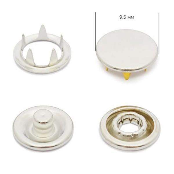 Кнопки рубашечные цветные NapM9.5