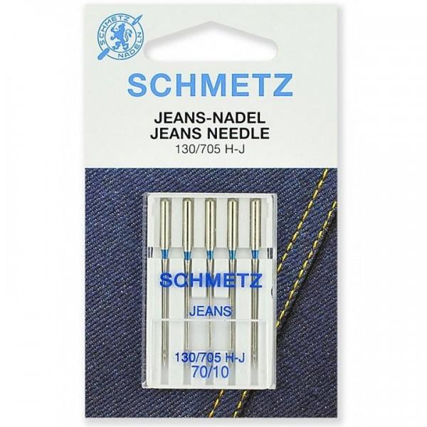 Иглы для джинсы Schmetz