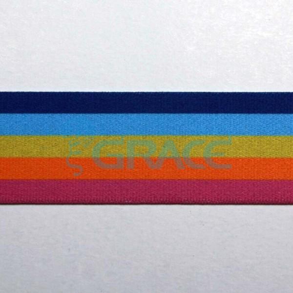 Резинка с принтом арт. 8270