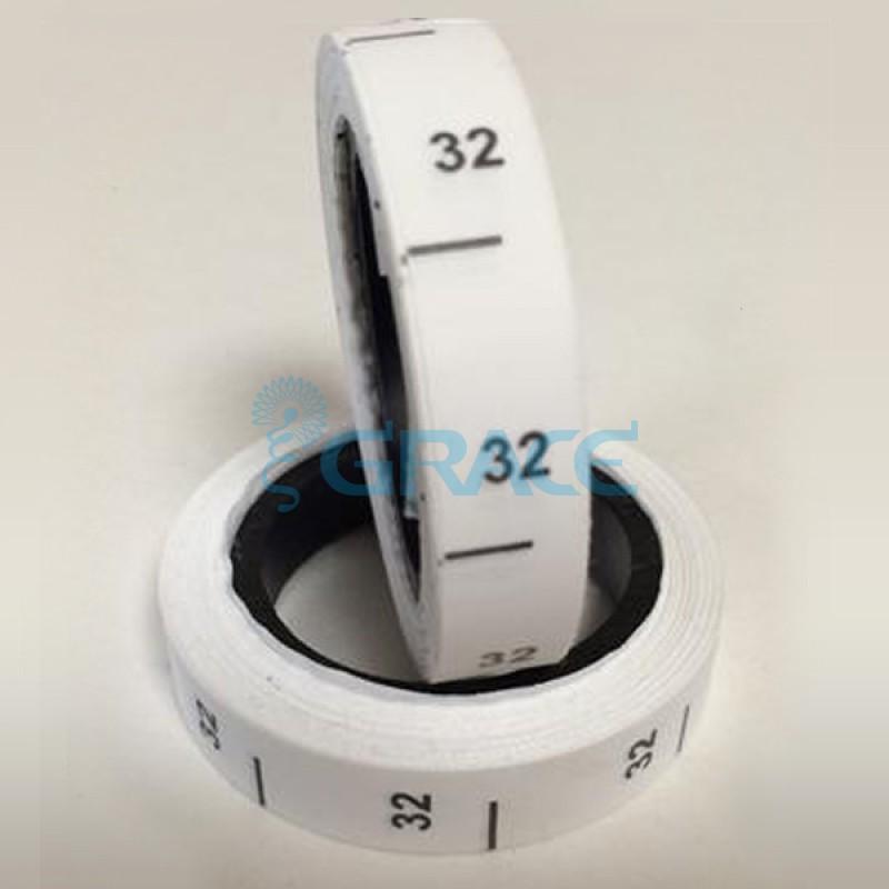 Размерник вшивной, размер 30