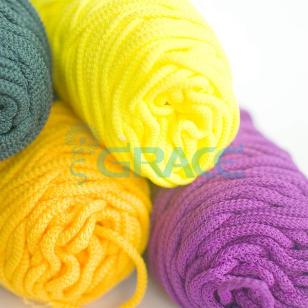 Шнур для одежды Szk A 100 (желтый)
