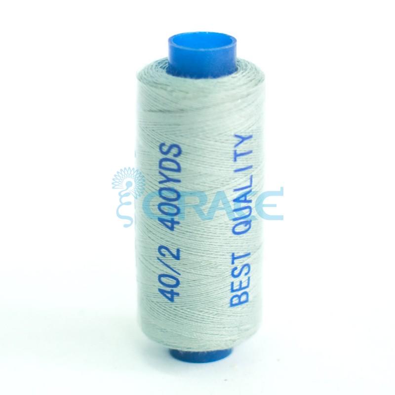 Нитки швейные Grace 40/2 (зелено-голубые)