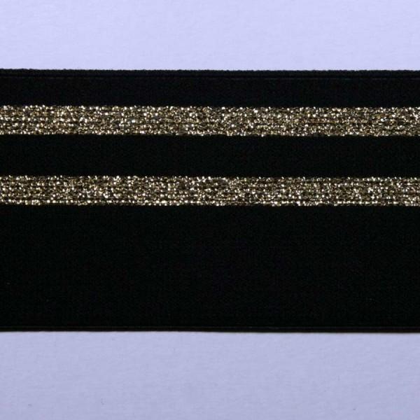 Металлизированная резинка арт. 5360