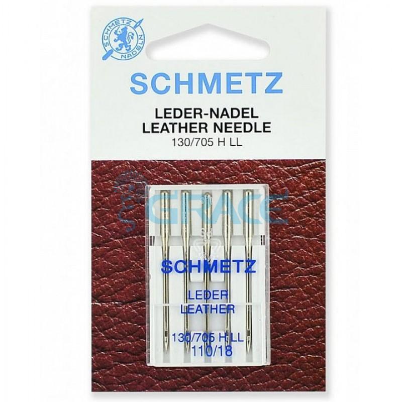 Иглы для джинсы Schmetz 110