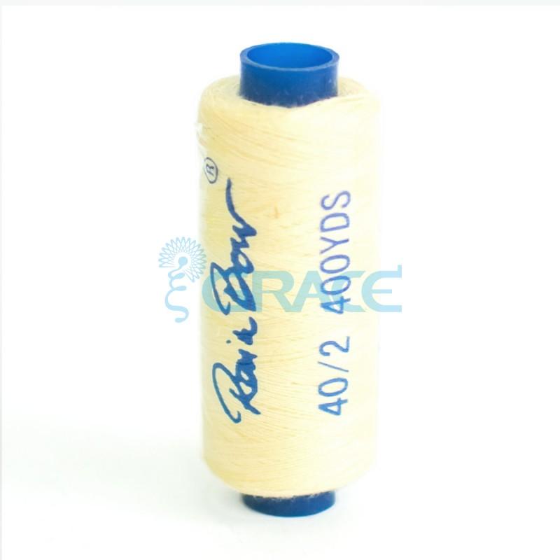Нитки швейные Grace 40/2 (желтые)
