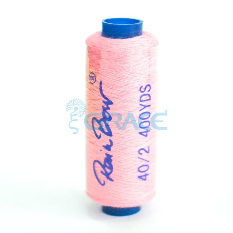 Нитки швейные Grace 40/2 (светло-розовые)