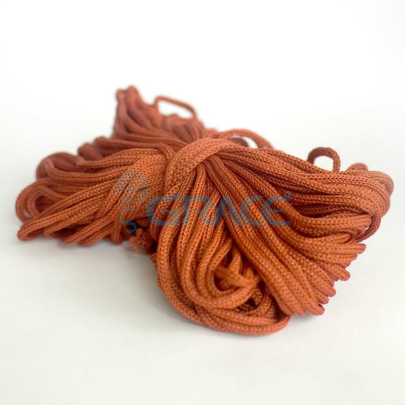 Шнур для одежды Szk YP 4 (кирпичный)