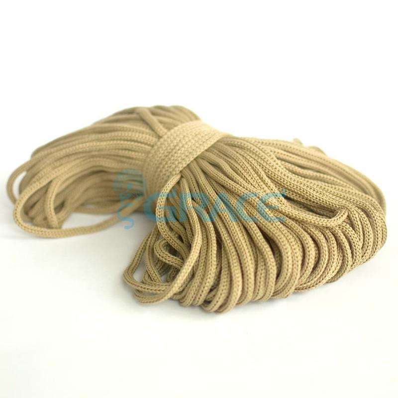 Шнур для одежды Szk YP 4 (песочный)