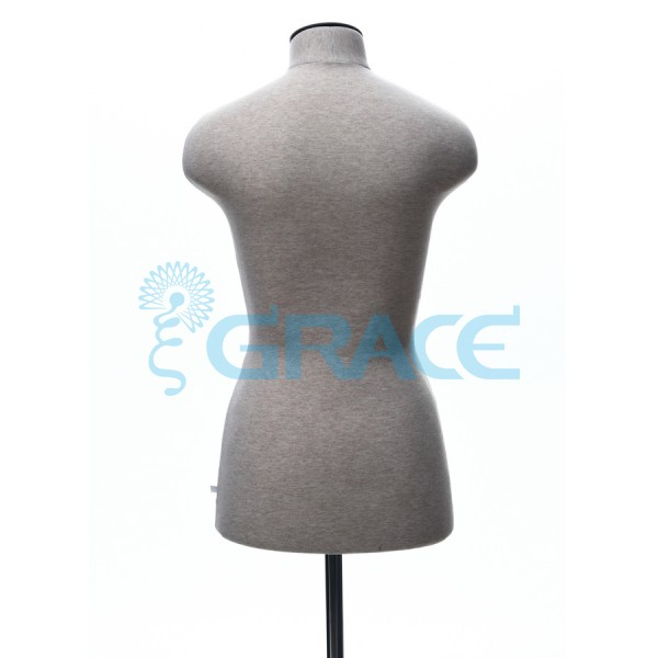 Манекен мягкий торс женский 42 размер, телесный
