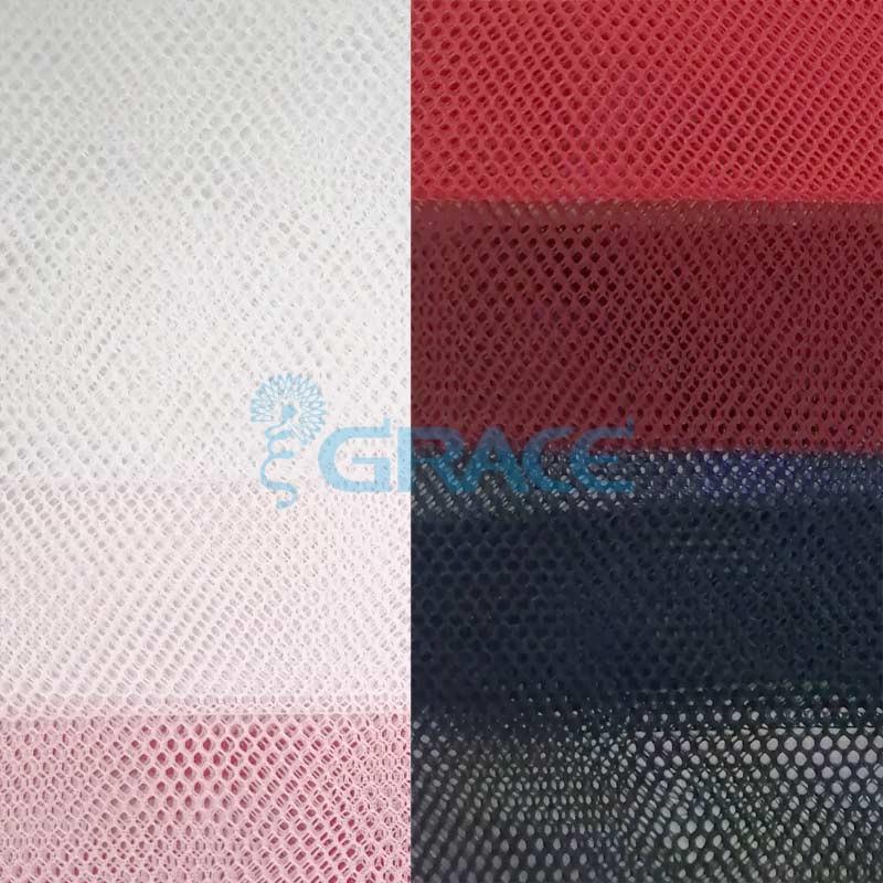 Ткань тюль разных оттенков, плотность 30 гр./м², полиэстер, Tiul S-11