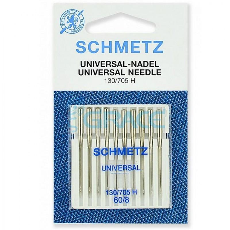 Иглы стандартные Schmetz 60