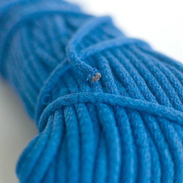 Шнур для одежды Szk Y 1625,6 (синий)