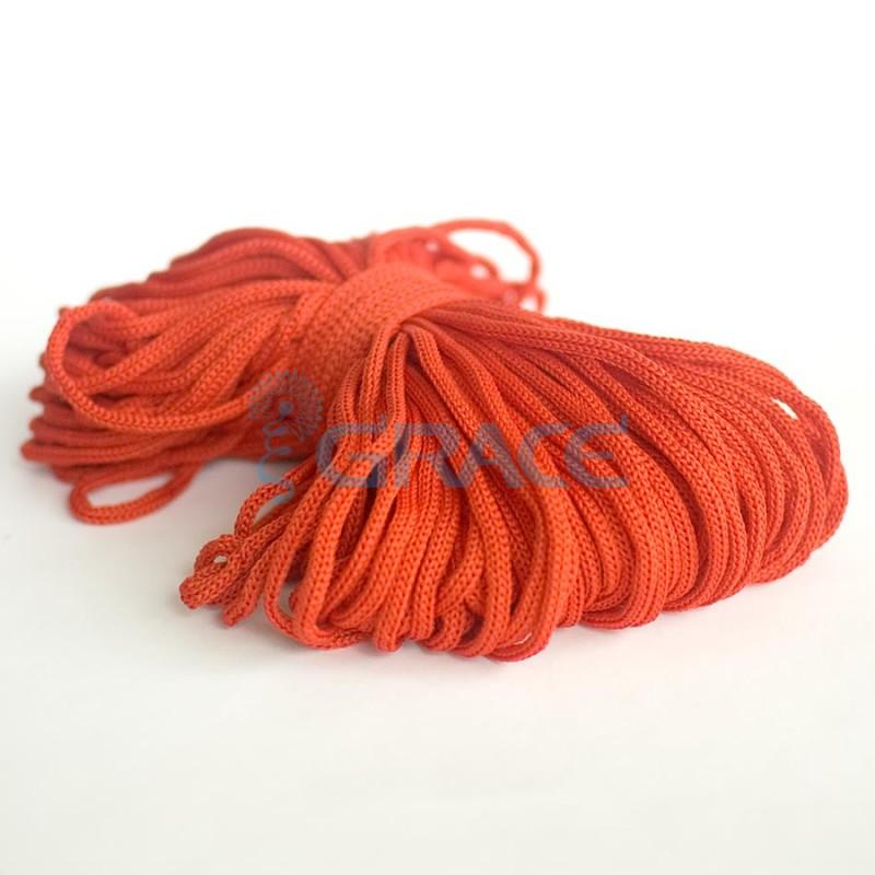 Шнур для одежды Szk YP 4 (красный)