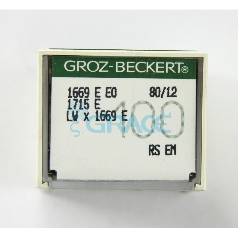 Иглы для промышленных швейных машин Groz-Beckert 1669E (LWX1669E )
