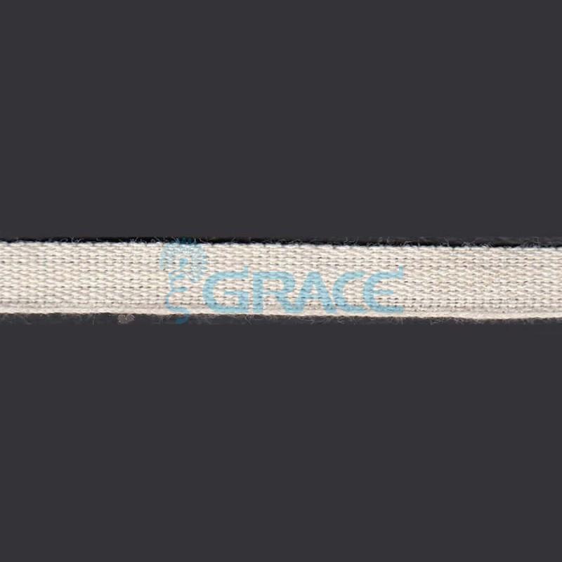 Лента хлопковая в елочку арт. 4055