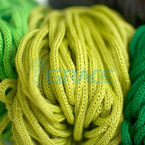Шнур для одежды Szk YP 4 (бирюзовый)