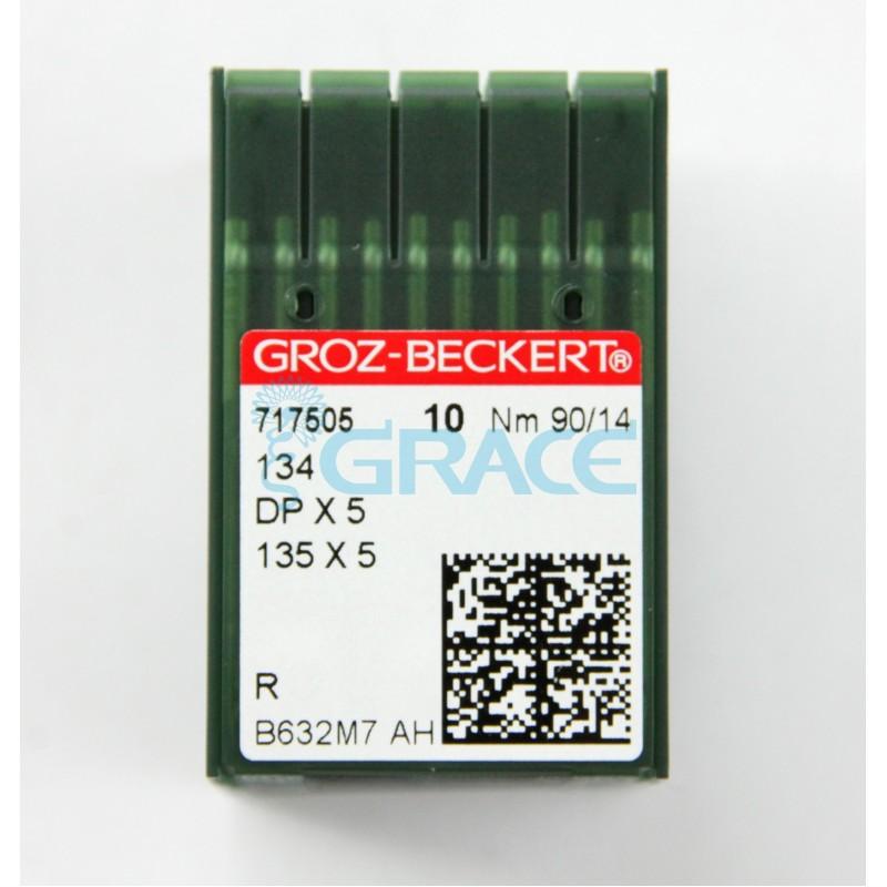 Иглы для промышленных швейных машин Groz-Beckert 135х5 DP5