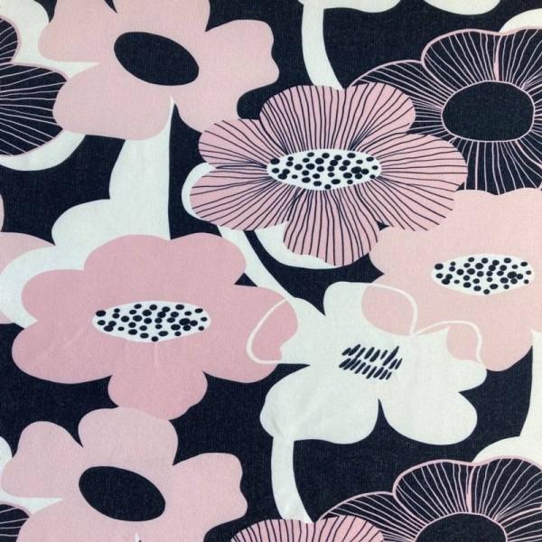Футер 220 цветы