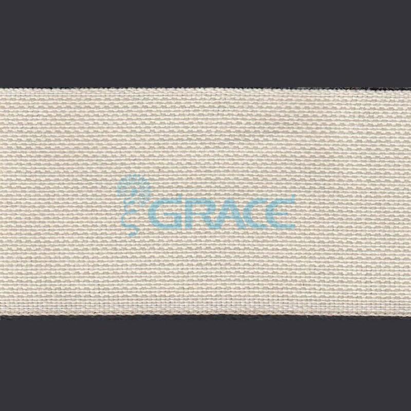 Лента хлопковая плетеная арт. 4053