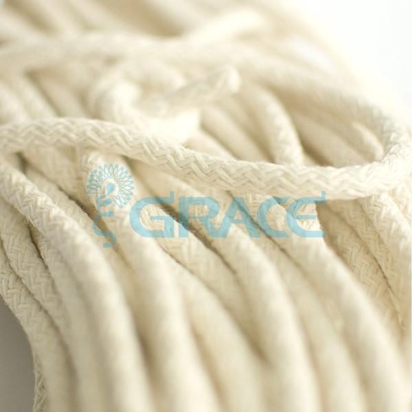 Шнур для одежды Szk Y 1625,9 (белый)