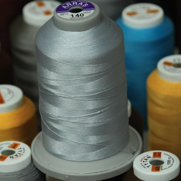Нить для машинной вышивки ARRAS