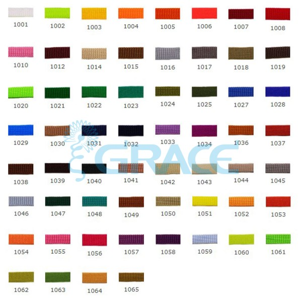 Шнурок плетеный арт. 1000