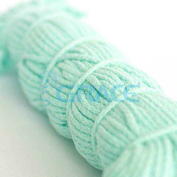 Шнур для одежды Szk Y 1625,3k (бирюзовый)