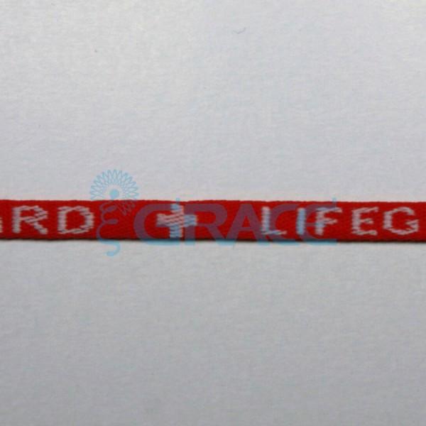 Шнурок с логотипом арт. 1555