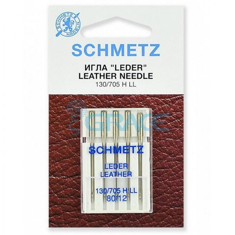Иглы для джинсы Schmetz 80