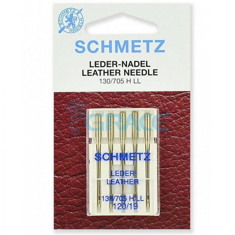 Иглы для джинсы Schmetz 120