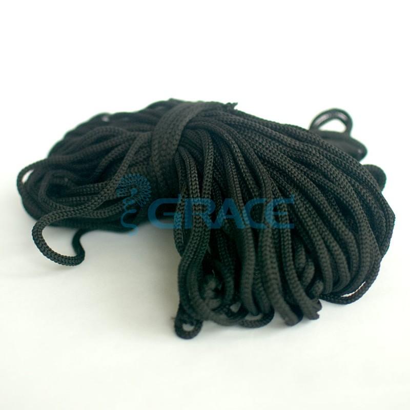 Шнур для одежды Szk YP 4 (черный)
