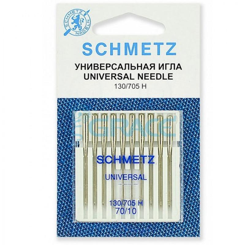 Иглы стандартные Schmetz 70