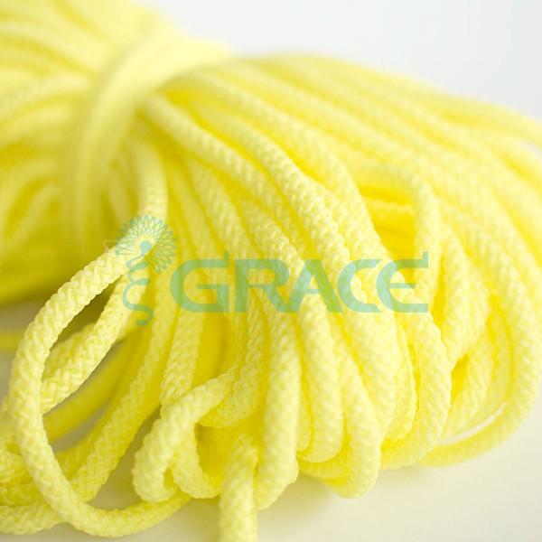 Шнур для одежды Szk YP 5 (желтый)