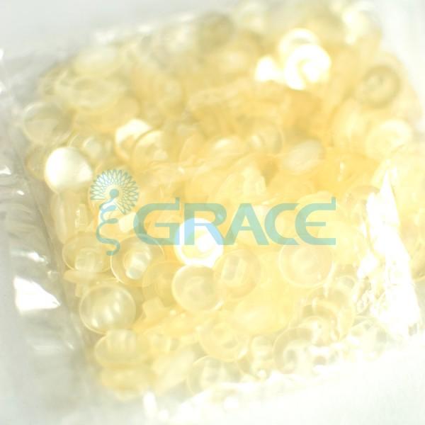Пуговицы малые на ножке перламутровые Guz A kar 18 (белые)