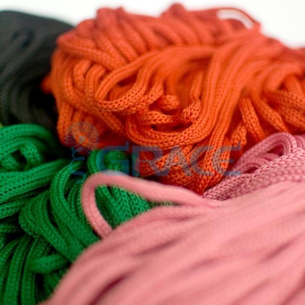Шнур для одежды Szk YP 4 (бордовый)