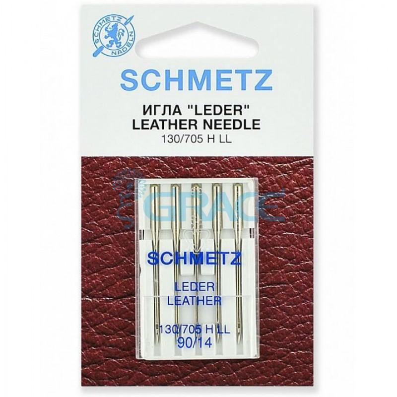 Иглы для джинсы Schmetz 90