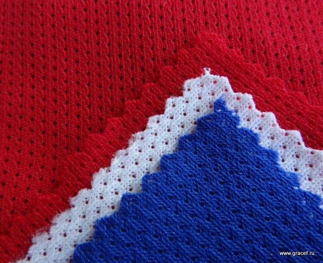 Трикотаж для пошива спортивной формы